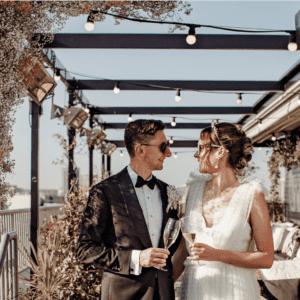Beautiful Dusty Pink Funky Wedding   Plan My Wedding