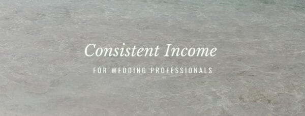 Consistent Income for Wedding Proffessionals | Plan My Wedding Africa