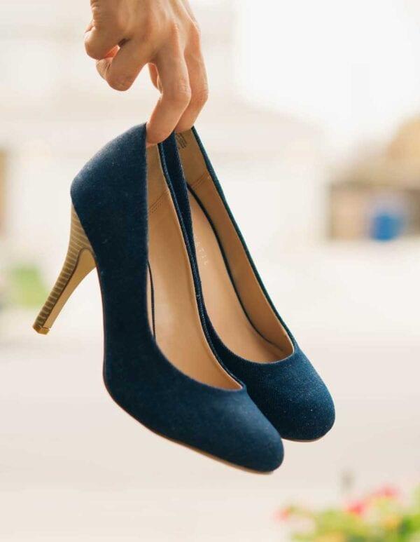 Vina Black heels